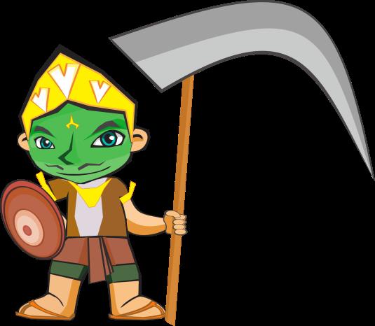 MITF maskot